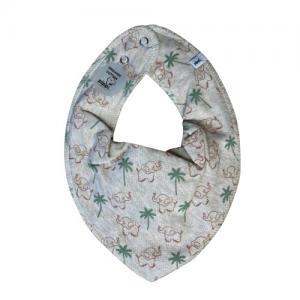 Pippi Scarf / Fabric Bib - 207 Beige