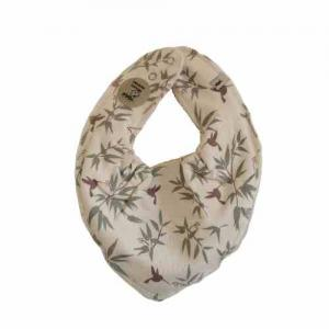 Pippi Scarf / Fabric Bib - 610 Hummingbirds