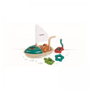 Plan Toys Activity Boat Organic