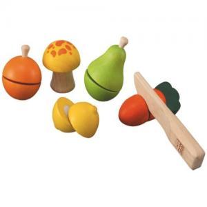 Plan Toys Frukt och grönsaksset