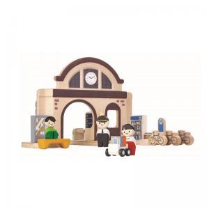 Plan Toys Station Organic