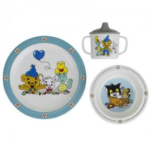 Rätt Start Bamse Balloon Children's Tableware