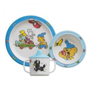 Rätt Start Bamse Anniversary Children's Tableware