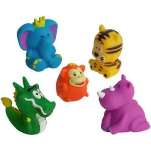 Rätt Start Bath Toys Circus Animals 5 pcs
