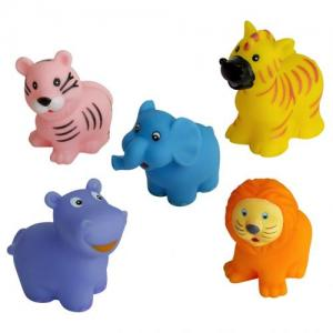 Rätt Start Bath Toys Animal Family 5 pcs