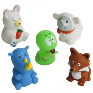 Rätt Start Bath Toy Animal mix