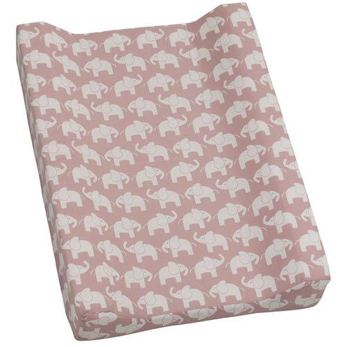 Rätt Start Skötbädd Elefant Dirty Pink ECO