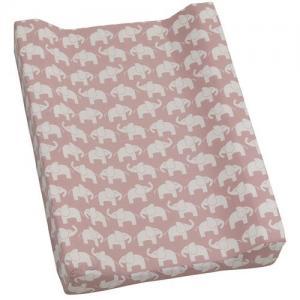 Rätt Start Changing Mat Elephant Dirty Pink ECO