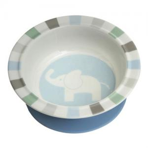 Rätt Start Sugkoppstallrik Elefant