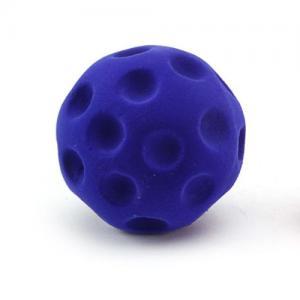 Rubbabu Naturlig Skumgummi Boll - Blå