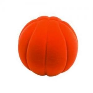 Rubbabu Naturlig Skumgummi Boll - Orange