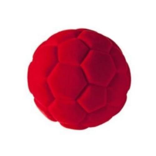 Rubbabu Naturlig Skumgummi Boll - Röd