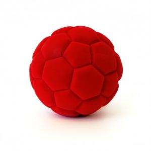 Rubbabu Naturlig Skumgummi Sportboll Röd