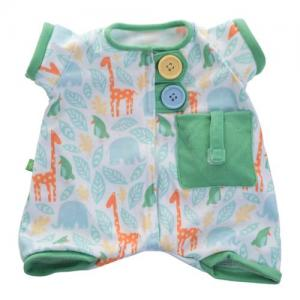Rubens Barn Rubens Baby Extra Kläder Pyjamas Grön (Ny)