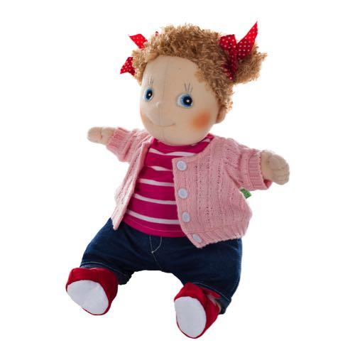 25fc9c2bd7c Rubens Barn Rubens Kids & Rubens Ark Pink Cardigan Lilla Violen ...