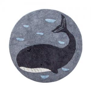 Sebra Floor Mat Marion The Whale - 120 cm
