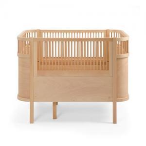 Sebra Baby & Junior Bed Wooden Edition, FSC Mix Ecolabel