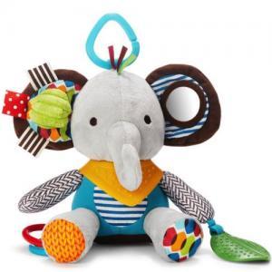 Skip Hop Bandana Buddies Aktivitetsleksak Elefant