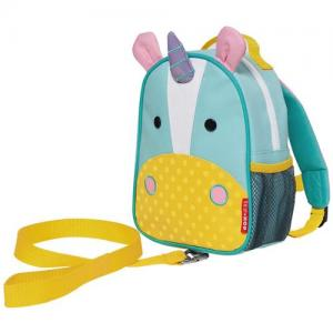 Skip Hop Mini Backpack With Safety Strap Zoo Let Unicorn