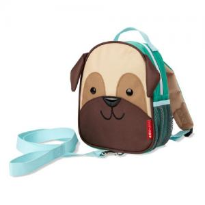 Skip Hop Mini Backpack With Safety Strap Zoo Let Dog