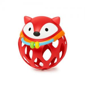 Skip Hop Explore & More Roll-Around Rattle Fox