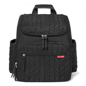 Skip Hop Backpack Forma Jet Black