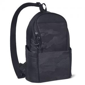 Skip Hop Backpack with Reversable Shoulder Strap Paxwell Sling Black / Camo