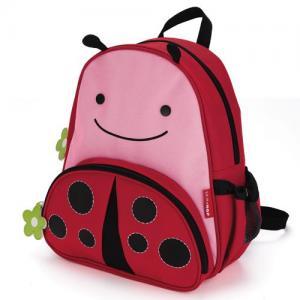 Skip Hop Backpack Zoo Pack Ladybug