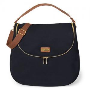 Skip Hop Nursery Bag Curve Black