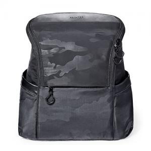 Skip Hop Nursery Bag Paxwell Backpack Unisex Black / Camo