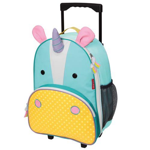 Skip Hop Zoo Luggage Cabin Bag Unicorn