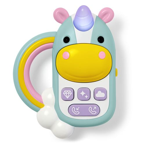 Skip Hop Zoo Telephone Unicorn