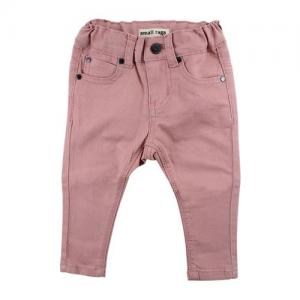 Small Rags Jeans Rosa med justerbar midja
