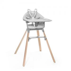 Stokke Clikk Matstol Cloud Grey