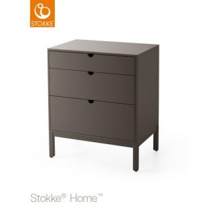 Stokke Home Hazy Grey (Changer Top can be added)