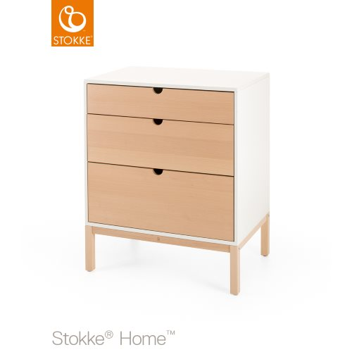 Stokke Home Dresser Natural (Changer Top can be added)