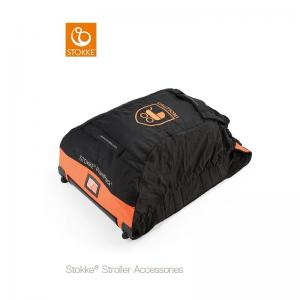 Stokke PramPack Transportväska Orange/Black