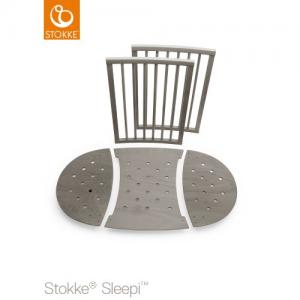 Stokke Sleepi Bed Extension Hazy Grey (Sängförlängning)