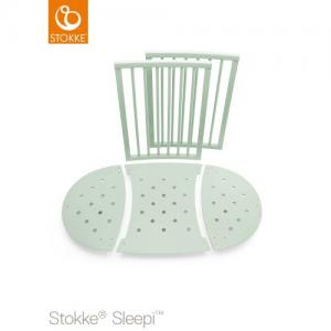 Stokke Sleepi Bed Extension Mint Green (Sängförlängning)