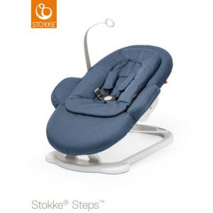 Stokke Steps Bouncer Blue (Babysitter)