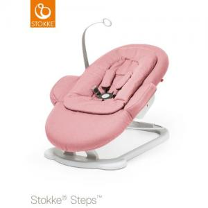 Stokke Steps Bouncer Pink