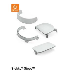 Stokke Steps Chair Seat Grey