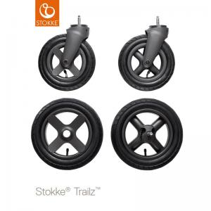 Stokke Trailz Terränghjul / Terrain Wheels 4-pack