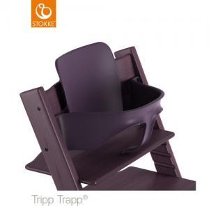 Stokke Tripp Trapp Baby Set Plum Purple (Babyset)