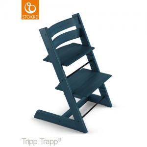 Stokke Tripp Trapp Chair Classic Collection Midnight Blue