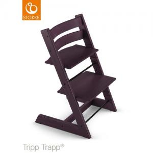 Stokke Tripp Trapp Chair Classic Collection Plum Purple