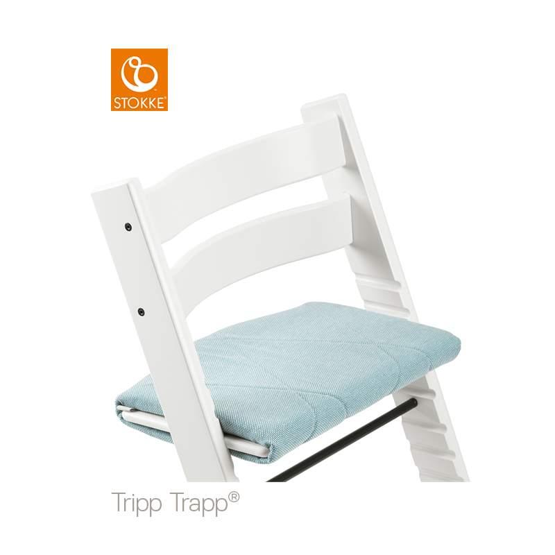 Stokke Tripp Trapp Junior Cushion Jade Twill (Junior-dyna)