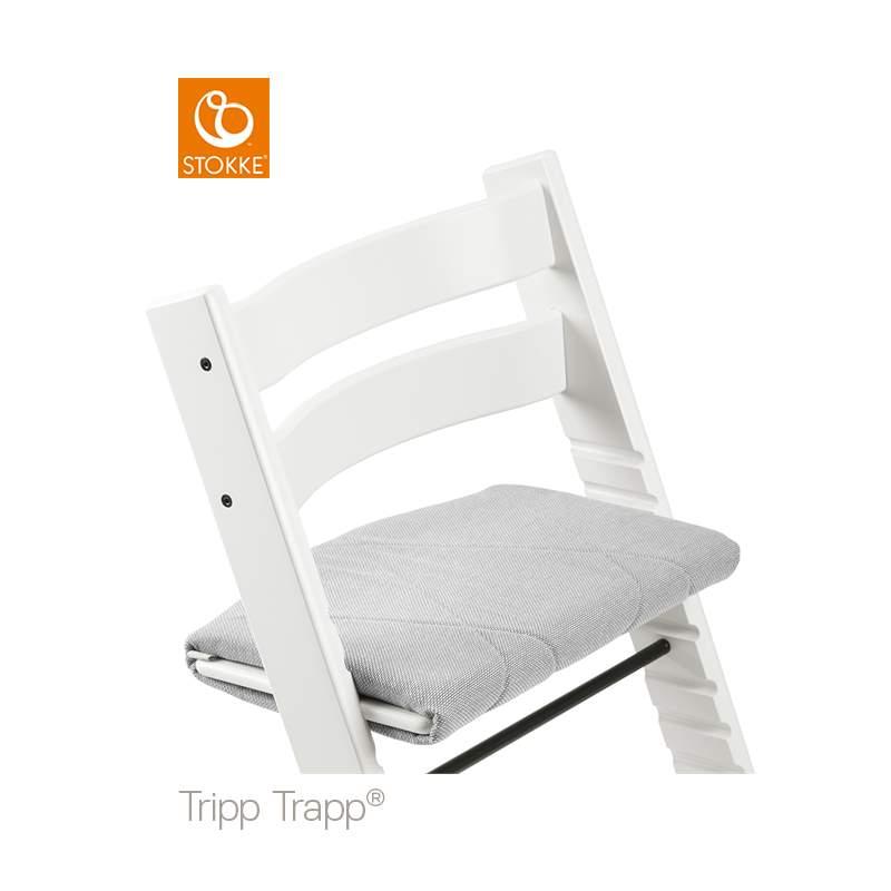 Stokke Tripp Trapp Junior Cushion Slate Twill (Junior-dyna)