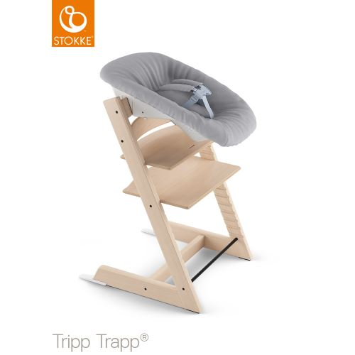 Stokke Tripp Trapp Newborn Set Grå NY (Set för nyfödd)