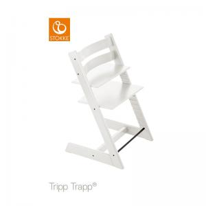 Stokke Tripp Trapp Chair Classic Collection White